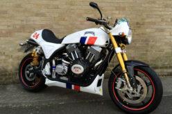 Novi Hesketh '24' motocikl dobio je ime u čast Jamesa Hunta