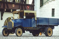 MAN prvi kamion sa dizel motorom i direktnim ubrizgavanjem