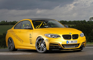 Manhart BMW M235i - 01