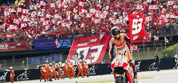 MotoGP Catalunya 2014: Marquez nastavio pobjednički niz u uzbudljivoj utrci!