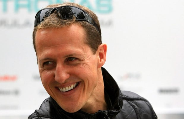 Michael Schumacher 2014 Reuters