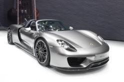 Porsche prodaje 600 jedinica 918 Spyder modela