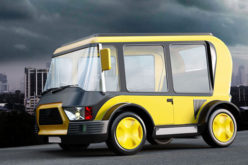 Solar Taxi – Dizajnerska vizija