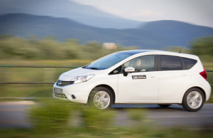 Test Nissan_Note_1.2_Acenta_Test_2014_-_17