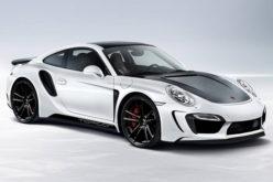 TopCar Stinger GTR tuning paket za Porsche 991 Turbo