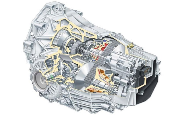 Audi CVT