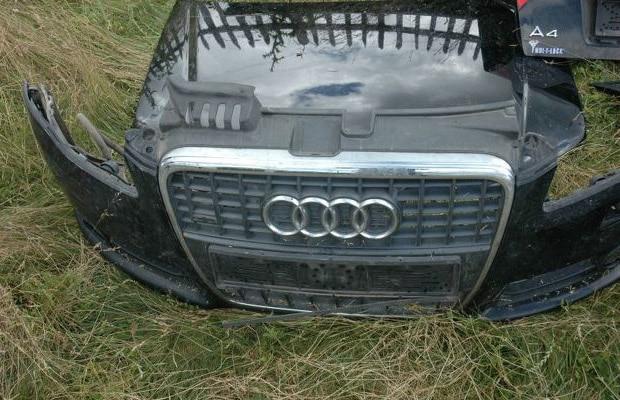 Dijelovi ukradenih automobila na Sokocu 2014 - 02