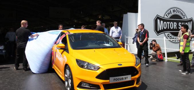 Novi Ford Focus ST – Predstavljen na Goodwood Festival of Speed 2014.