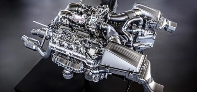Mercedes i AMG objavili nove detalje o novom V8 4.0L Twin-turbo motoru