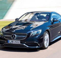 Mercedes-Benz S65 AMG Coupe - 01