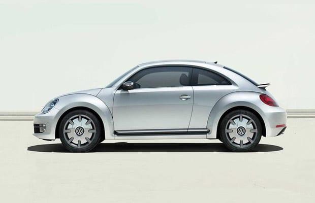 Volkswagen Beetle 2014 premium