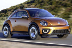 Volkswagen Beetle Dune stiže početkom 2016. godine