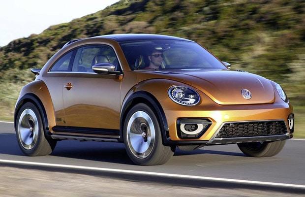 Volkswagen Beetle Dune 2016 - 01
