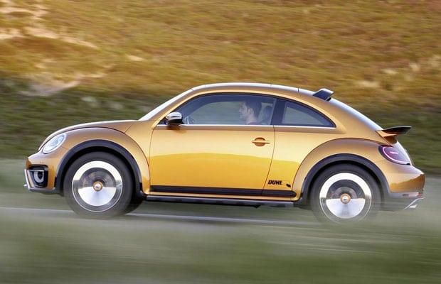 Volkswagen Beetle Dune 2016 - 02