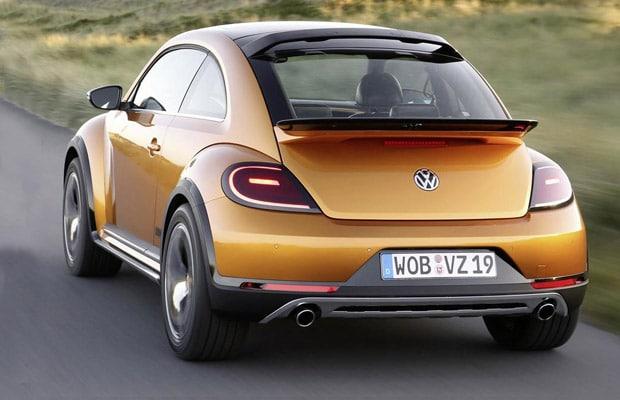 Volkswagen Beetle Dune 2016 - 04