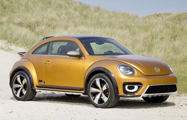 Volkswagen Beetle Dune 2016 - 05