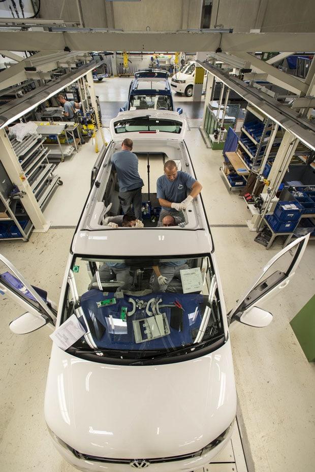 Volkswagen T5 California 03