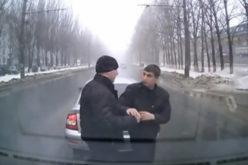 Video: Na ruskim cestama nikad nije dosadno!