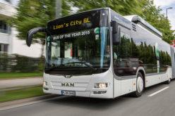 MAN Lion's City GL CNG osvojio titulu – Bus of the Year 2015.