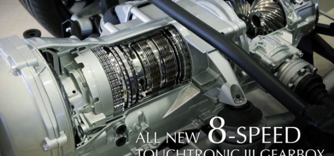 Aston Martin Vanquish i Rapide S dobili novu osmostepenu transmisiju