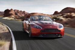 Aston Martin V12 Vantage S Roadster bit će predstavljen na Pebble Beach događaju
