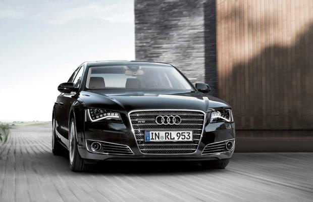 Audi A8 L W12 6.3 FSI (D4)