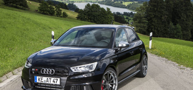 ABT Sportsline predstavio tuning paket za Audi S1