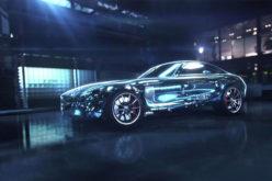 Mercedes razvija koncept vozila na električni pogon