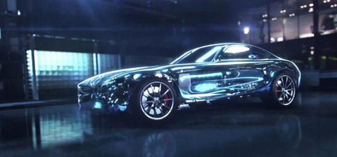Novi Mercedes AMG GT S s performansama na nivou SLS AMG modela!