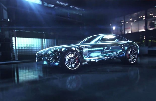 Elektricni Mercedes