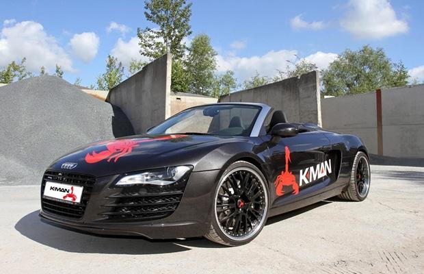 K.MAN Audi R8 V10 - 01