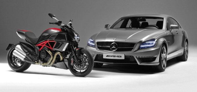 Mercedes bi mogao kupiti MV Agusta kompaniju