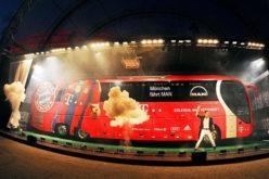 Novi timski autobus FC Bayern München
