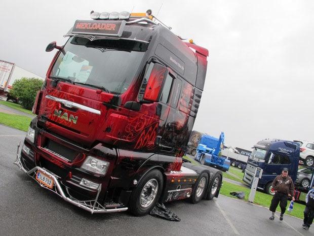 Power Truck Show 2014 - 01