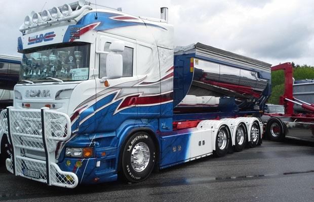 Power Truck Show 2014 - 09