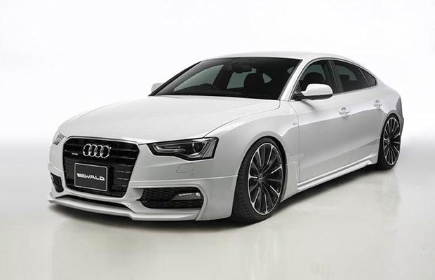 Wald International Audi A5 Sportback 2014