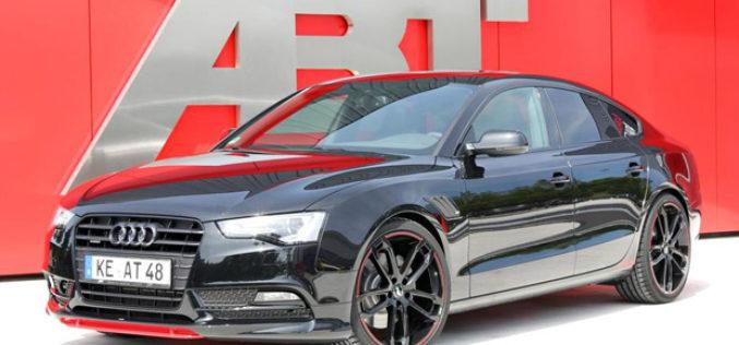 """ABT Sportsline predstavio Audi AS5 Sportback """"Dark"""""""
