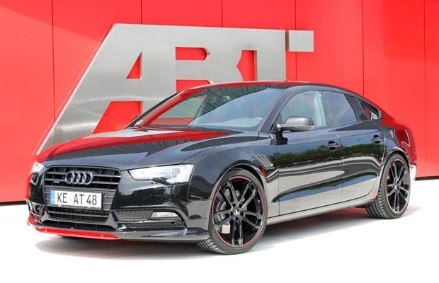 ABT Sportsline Audi AS5 Sportback Dark - 01
