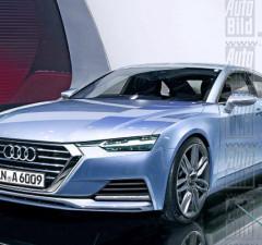 Audi A6 C8 2017
