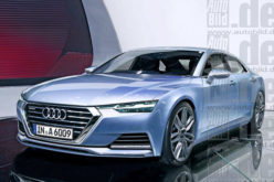 Novi Audi A6 stiže 2017. godine sa novim dizajnom i motorima