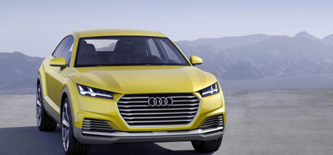 Audi potvrdio treću varijantu karoserije za TT model