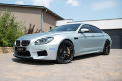 G-POWER BMW M6 Gran Coupé sa 740 KS!