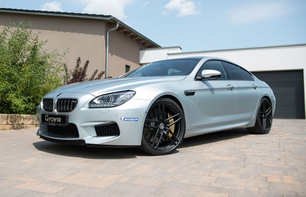 G-POWER BMW M6 Gran Coupe - 03