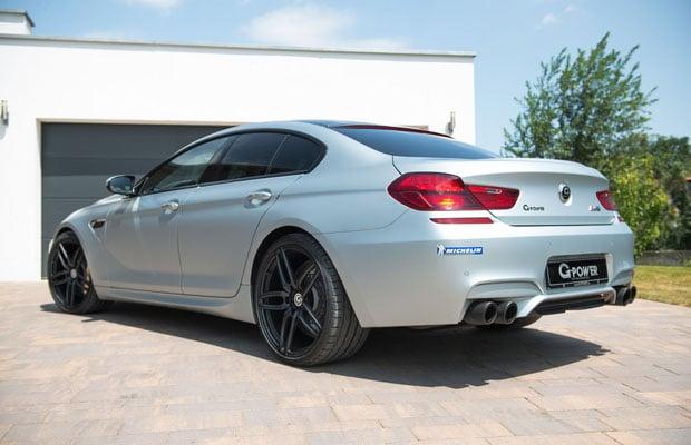 G-POWER BMW M6 Gran Coupe - 05