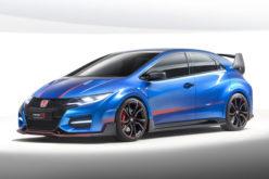 Honda Civic Type R Concept II bit će predstavljena na sajmu automobila u Parizu