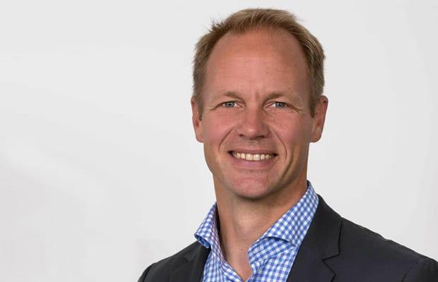 Johannes Kjellgren direktor Volvo trucks