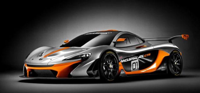 McLaren P1 GTR evropsku premijeru imat će na Chantilly Arts & Elegance događaju