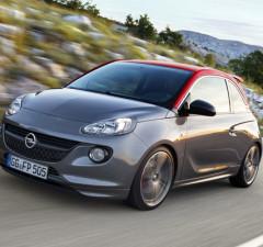 Opel ADAM-S - 01