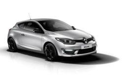 Predstavljen Renault Megane Coupe Ultimate Edition model