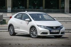 Test: Honda Civic 1.8 Sport – Blizanac u horoskopu